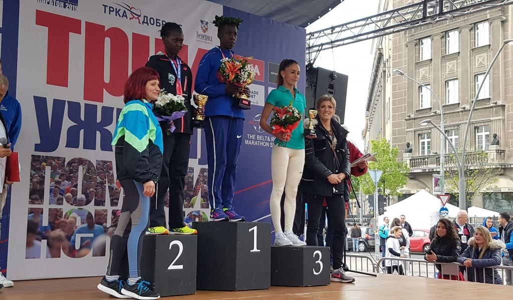 Uspeh pripadnika vojske na 32 Beogradskom maratonu