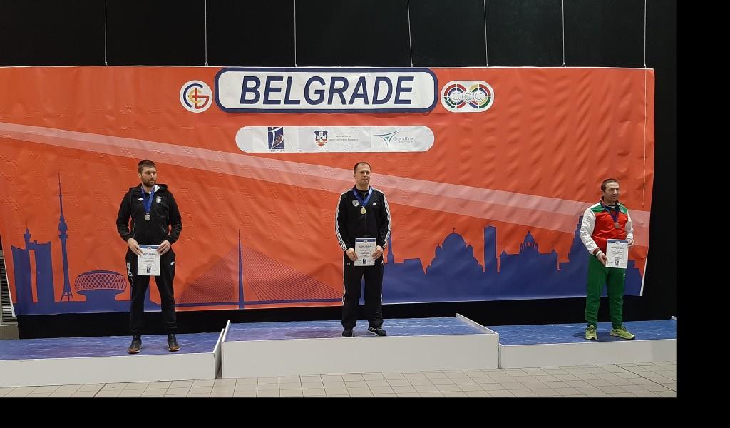 Чланови Академца најуспешнији на Трофеју Београда