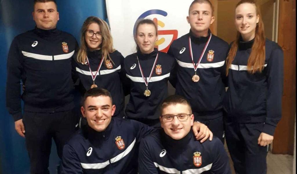Kadeti Vojne kademije uspešni na studentskom prvenstvu u strljaštvu