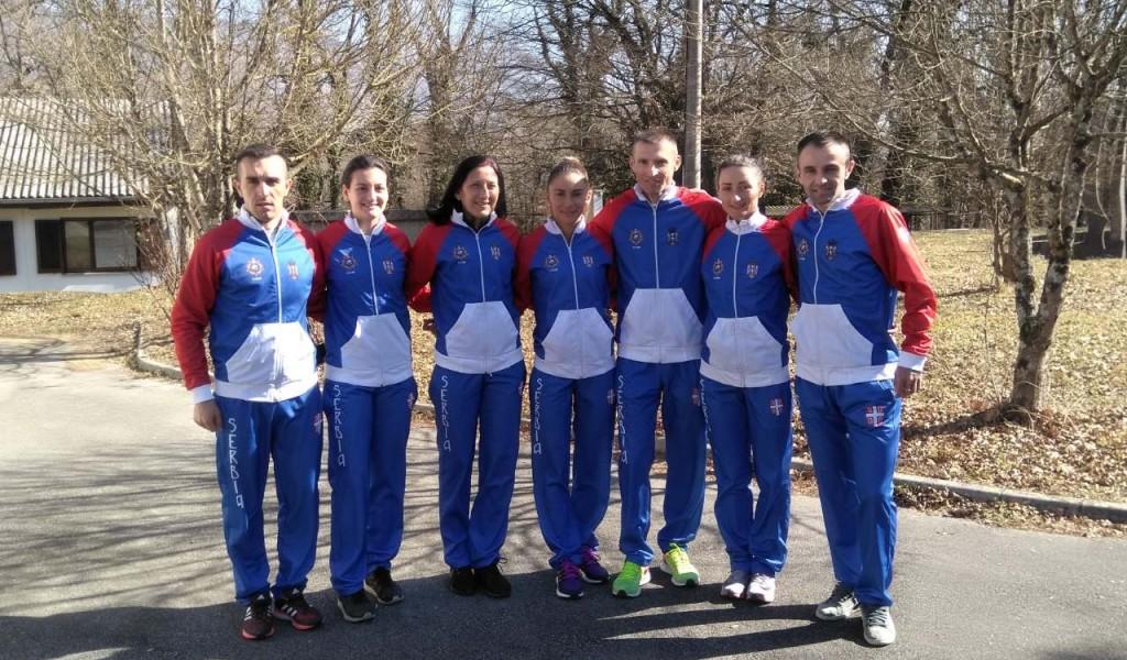 Почео тренинг камп за атлетичаре на Ајшевици