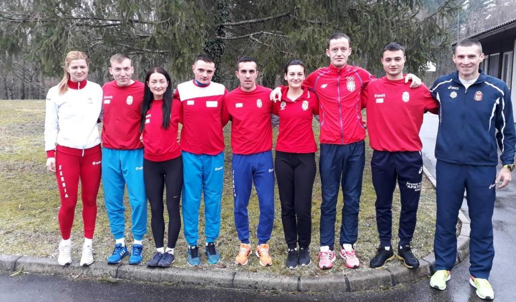 Припадници Мо и ВС на CISM тренинг кампу за атлетичаре Ајшевица 2018