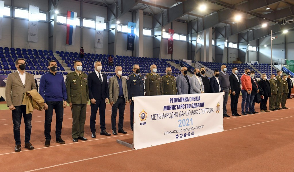 International Military Sports Day marked