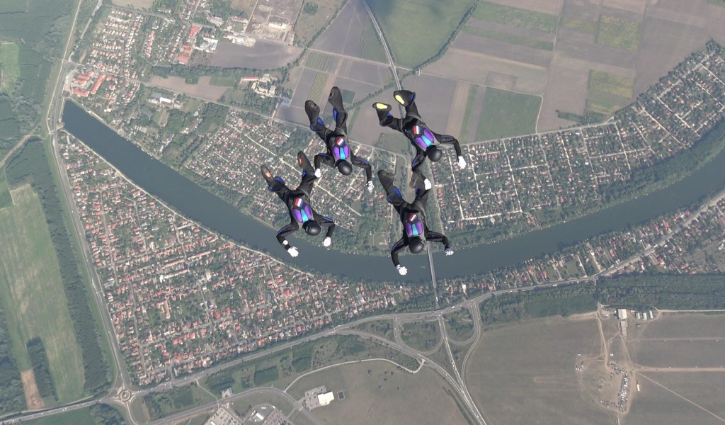 Завршено 42 CISM светско војно првенство у падобранству