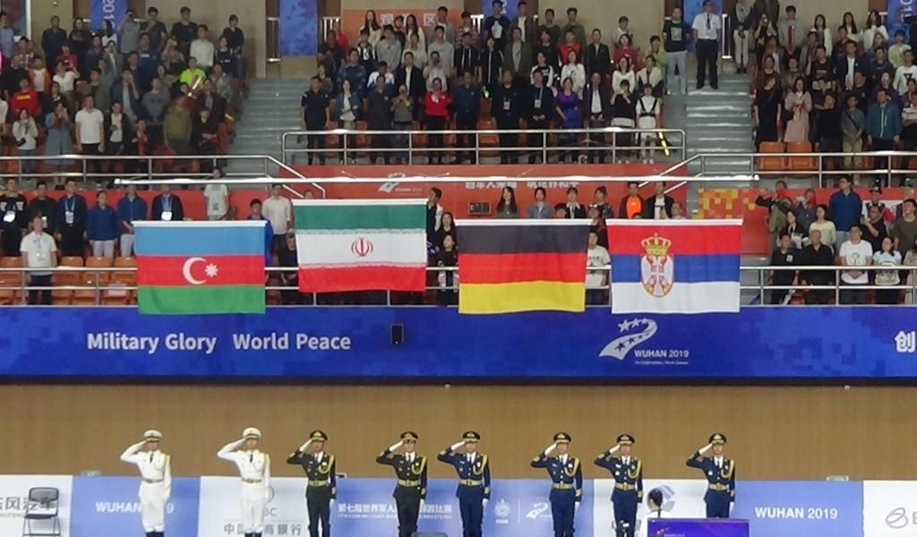 Две медаље за Србију на 7 CISM светским војним играма у Кини
