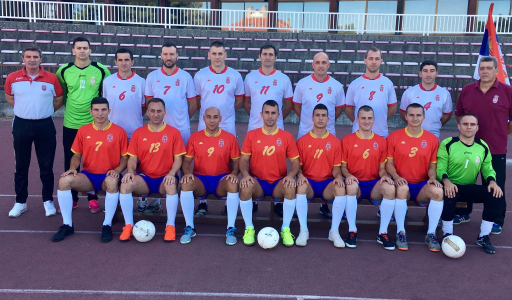 Pripreme futsal reprezentacije za futsal kup u Skoplju