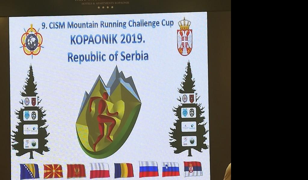 Све је спремно за почетак CISM Челенџ купа у планинском трчању КОПАОНИК 2019