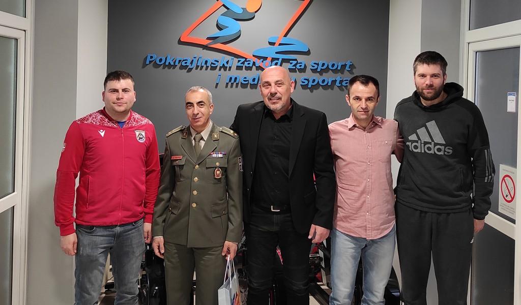 Стручно усавршавање у области спорта за припаднике Министарства одбране и Војске Србије
