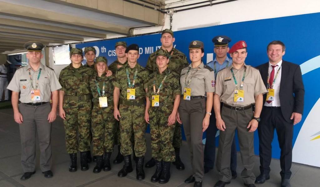 Огроман успех војне репрезентације у џудоу