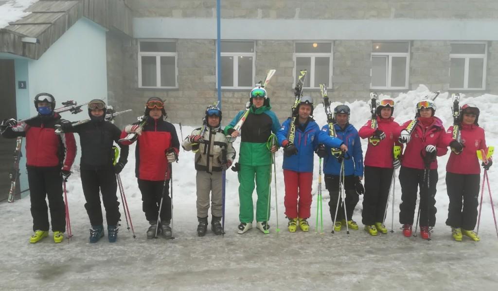 Почео 8 CISM зимски тренинг камп Копаоник 2019