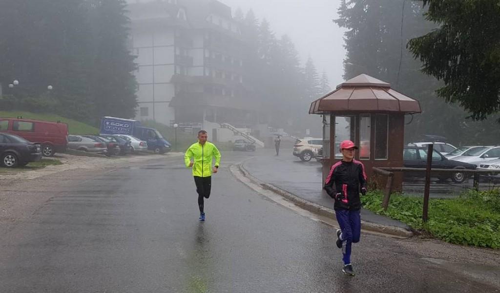 Интензивне припреме атлетичара на Копаонику