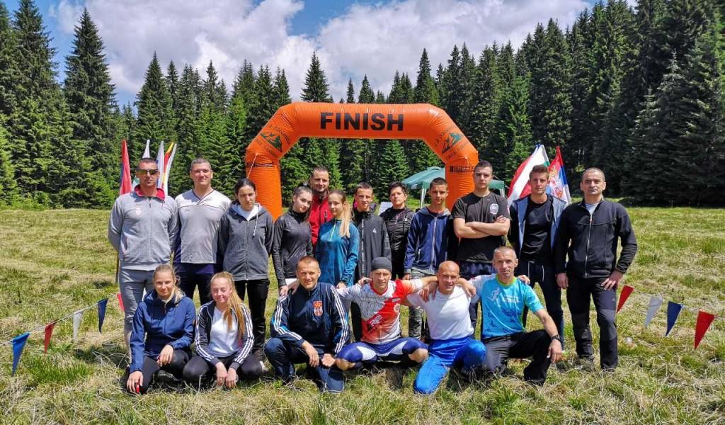 Отпочео наступ војних оријентираца на такмичењу у оријентирингу КОПАОНИК ОПЕН 2019