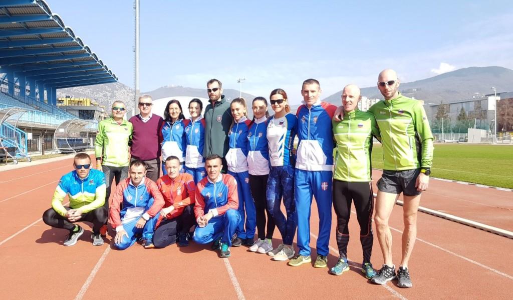 Шеф делегације Србије при CISM обишао учеснике кампа у Словенији