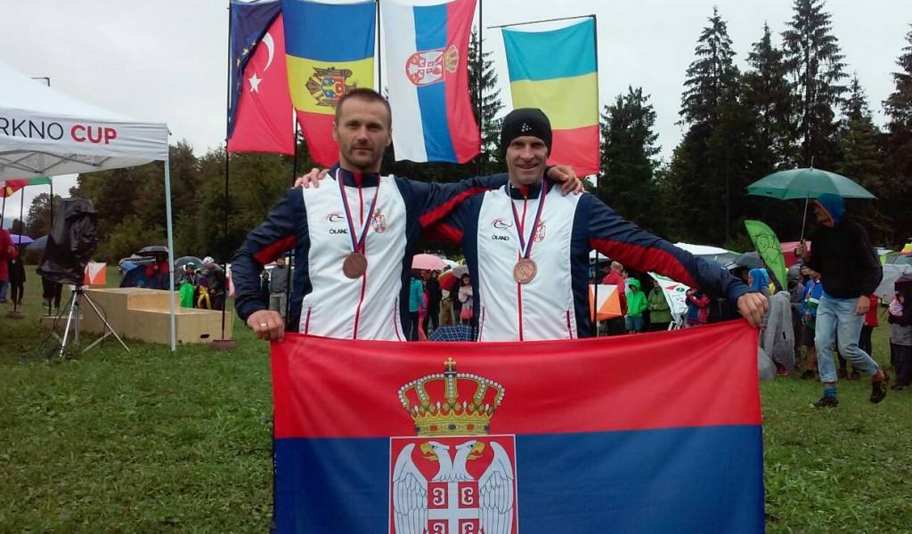 Бронзана медаља за наше такмичаре на Првенству Југоисточне Европе у оријентирингу