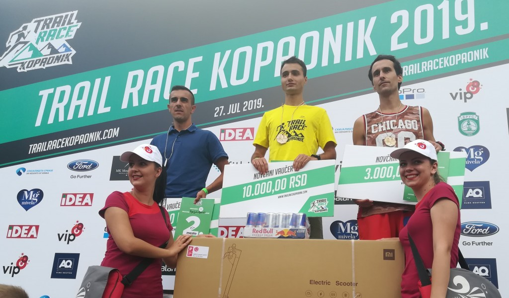 Uspešan nastup pripadnika MO i VS na trejl trci KOPAONIK 2019