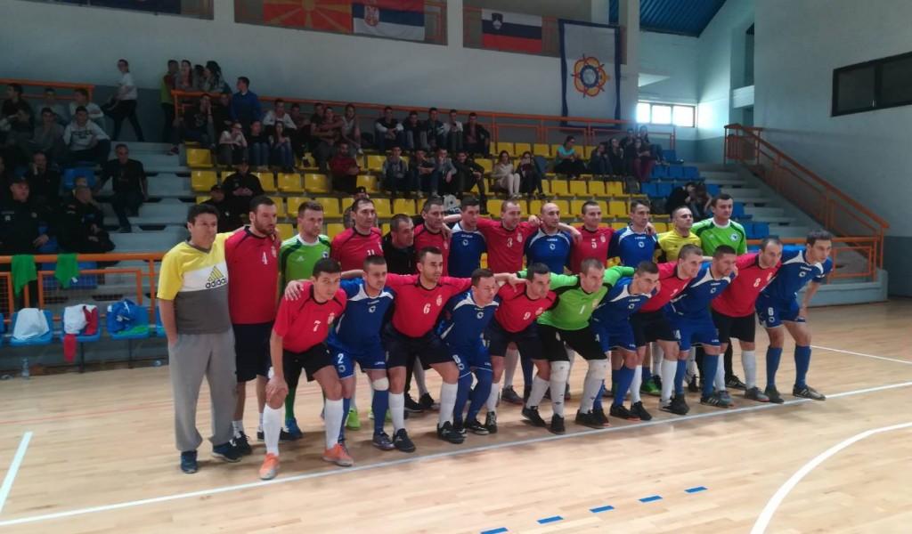 Војна футсал репрезентација Србије успешна на 10 CISM купу у Колашину