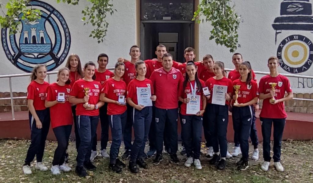Ученици Војне гимназије и Средње стручне војне школе победама завршили стрељачку сезону