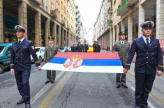Jedriličarstvo u Ministarstvu odbrane i Vojsci Srbije