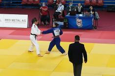 Златне медаље и шампионске титуле за војне спортисте на првенству Србије у џудоу