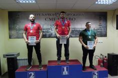 Сјајан почетак нове сезоне националних такмичења за стрелце Војне академије