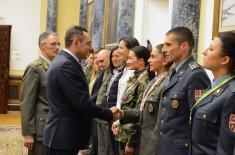 Министар Вулин: формира се спортска јединица Војске Србије