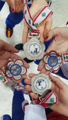 Сребрна медаља војној репрезентацији у маратону