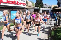 Завршен 8. CISM Челенџ куп у планинском трчању