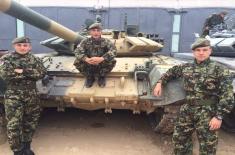Тенковски биатлон