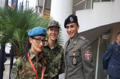 Srebrna medalja vojnoj reprezentaciji u maratonu