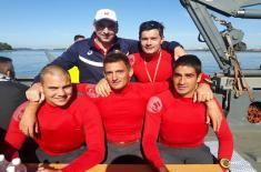 Одличан резултат српских једриличара на светском првенству