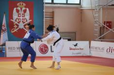 Успех припадника Министарства одбране и Војске Србије на првенству у џудоу