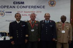Европска конференција CISM 2018