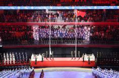Завршене 7. CISM светске војне игре у Кини