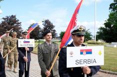 Заставник Вуковић на 20. светском војном првенству у триатлону